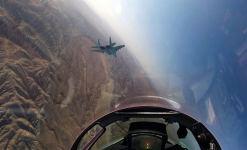 Azerbaijani Air Forces conduct combat-training flights (PHOTO/VIDEO) - Gallery Thumbnail