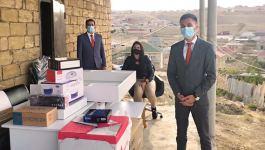 Unibank 20 vətəndaşımızın şəxsi biznesini  yaratmaq arzusunu həyata keçirdi (FOTO) - Gallery Thumbnail