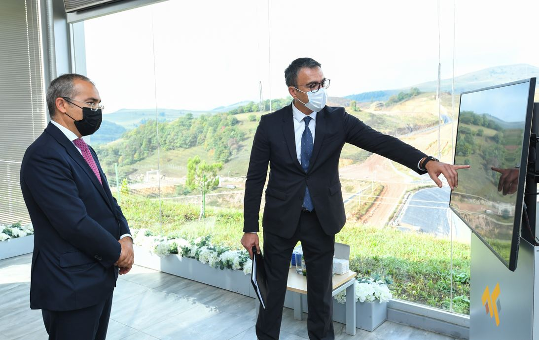 Azerbaijani minister: Issuance of AzerGold's bonds - one of crucial events in 2020 for capital market (PHOTO) - Gallery Image