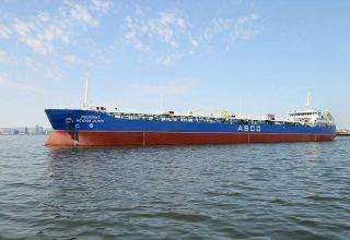 Overhaul of Azerbaijani 'President Heydar Aliyev' tanker completed