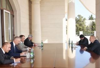 President Ilham Aliyev: Armenia is preparing for war