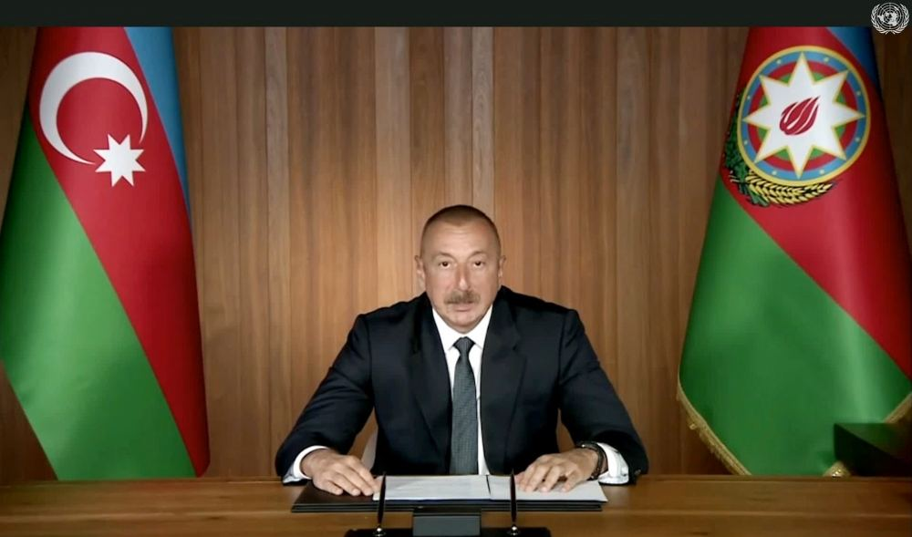 President Ilham Aliyev: Illegal presence of Armenian armed forces in occupied lands of Azerbaijan remains major threat to regional peace, security