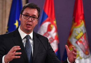 Serbia to further boost ties with Turkey, President Vucic says