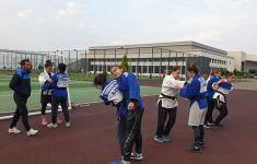 Cüdo idman növü üzrə paralimpiya komandalarımız  təlim-məşq toplantısında iştirak edir (FOTO) - Gallery Thumbnail