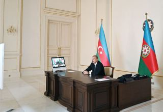 President Ilham Aliyev: We are on right path, we are defending ourselves, we do not lay claim to anyone else's lands