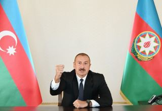 Azerbaijani president: Armenia will be held accountable for this crime