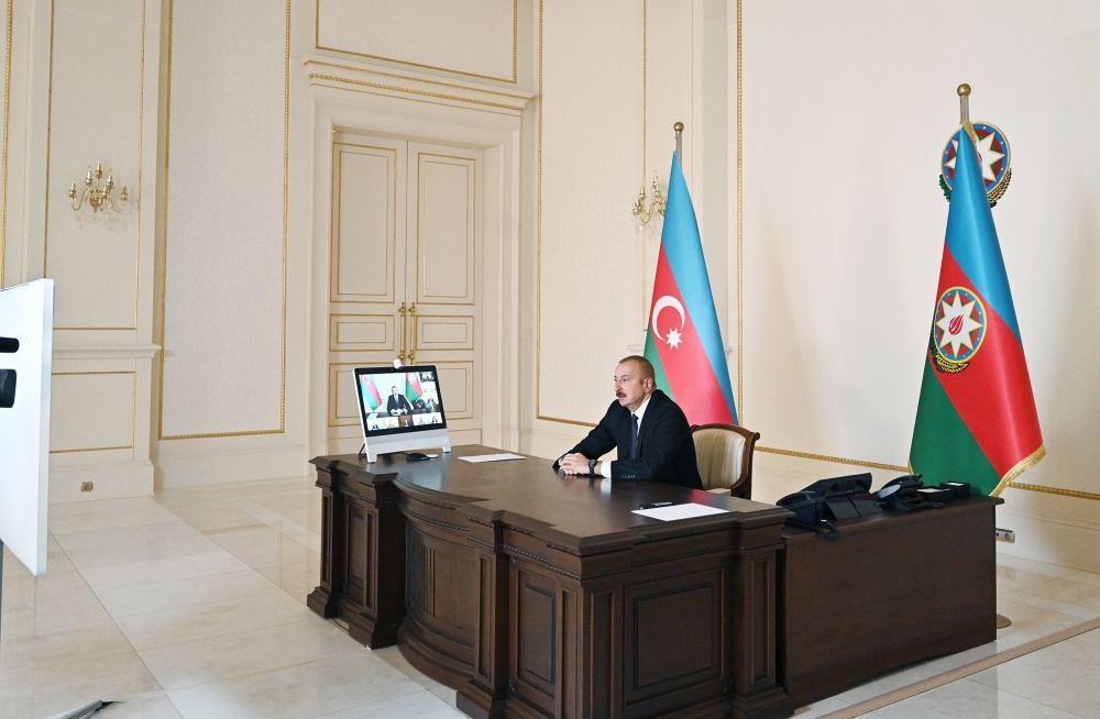 Президент Ильхам Алиев:  Поздравляю весь азербайджанский народ!