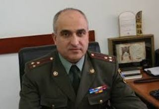 Armenian major general, two colonels killed