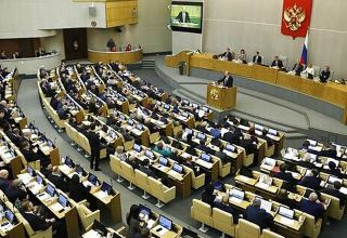 Russian State Duma expresses readiness to promote peaceful settlement in Karabakh