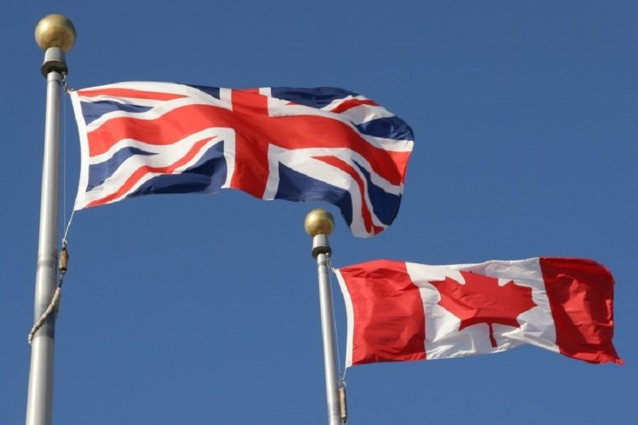 Britain and Canada sign post-Brexit rollover trade deal