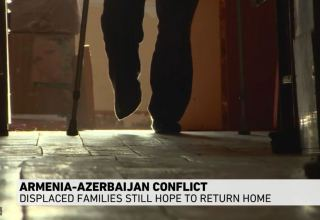 Al Jazeera prepares report on lasting effects of Karabakh conflict to IDPs (VIDEO)
