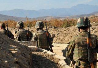 Servicemen of Armenia refused to get engaged in battles and left their positions - Azerbaijani MoD