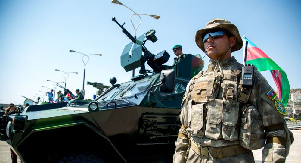 Azerbaijan itself implementing UN Security Council resolutions