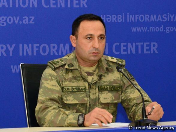 Situation at front - under Azerbaijani Armed Forces' control - Defense Ministry