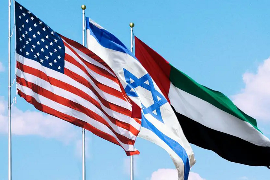 UAE, U.S. and Israel to develop joint energy strategy, say ministers