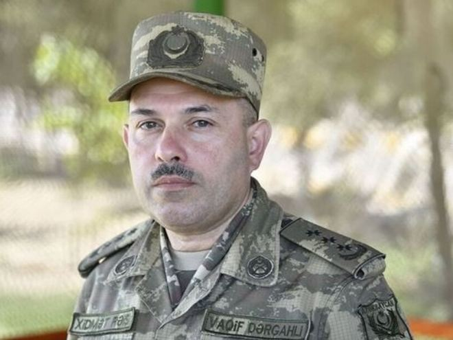 Operational and military superiority of entire front on side of Azerbaijani army - MoD