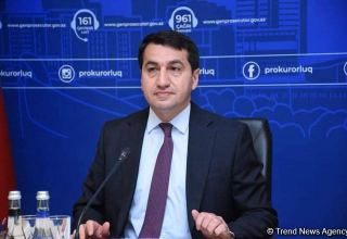 President's aide talks about Armenian attacks on Azerbaijani cities on Oct. 20