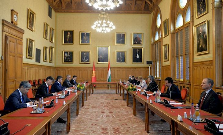 Kyrgyzstan, Hungary to undertake joint scientific research