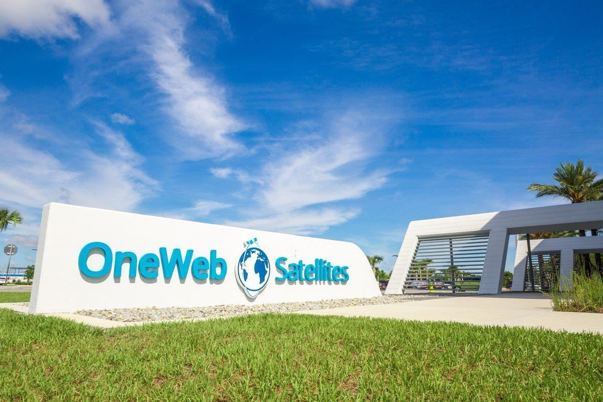 OneWeb to launch several satellites from Kazakhstan's Baikonur