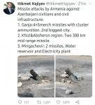 Armenian armed forces shell Azerbaijan's Khizi and Absheron region - Gallery Thumbnail