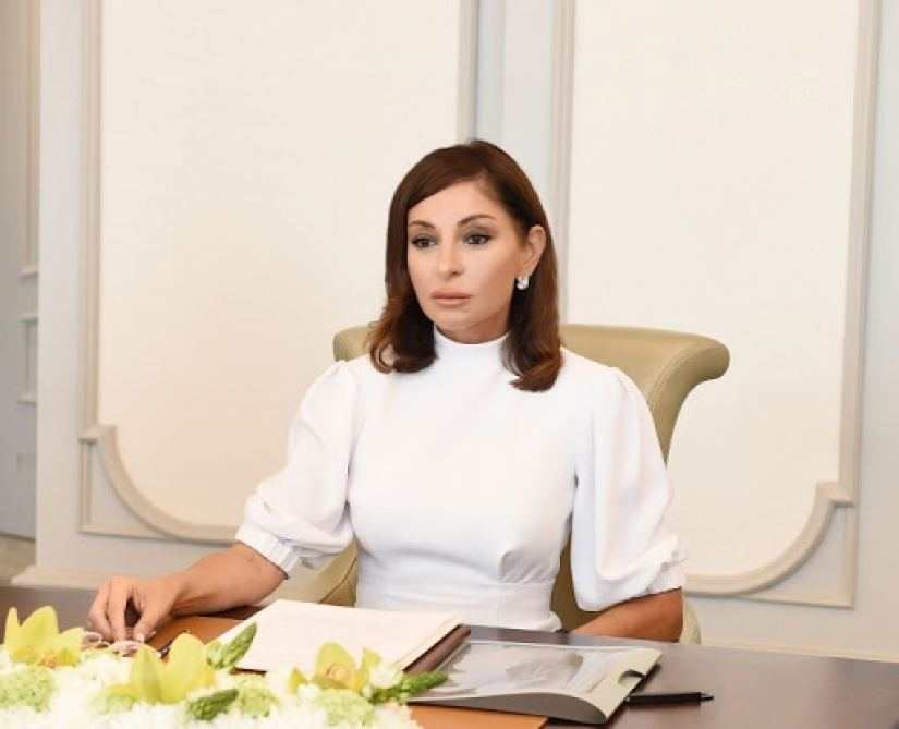 First Vice-President: May the independence of Azerbaijan be eternal!