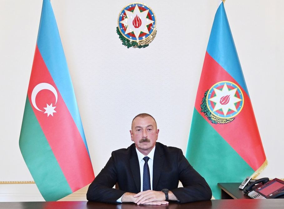 Azerbaijani president: Pashinyan calls one world leader a day