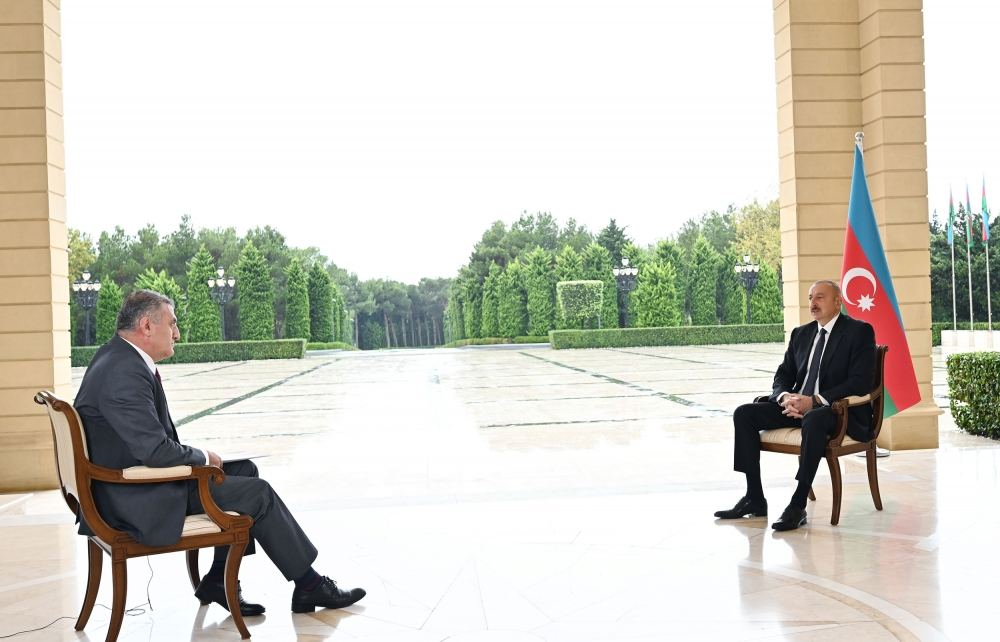 Azerbaijan grateful to all friendly, brotherly countries in this difficult period - president