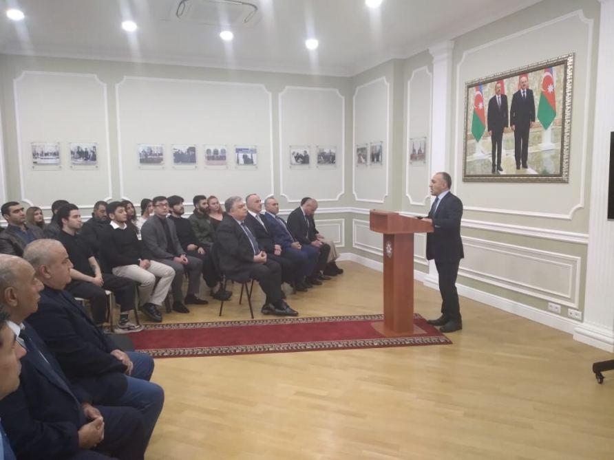Belarusda yaşayan soydaşlarımız Azərbaycan Prezidentinə və Ordusuna dəstəklərini bildiriblər (FOTO) - Gallery Image