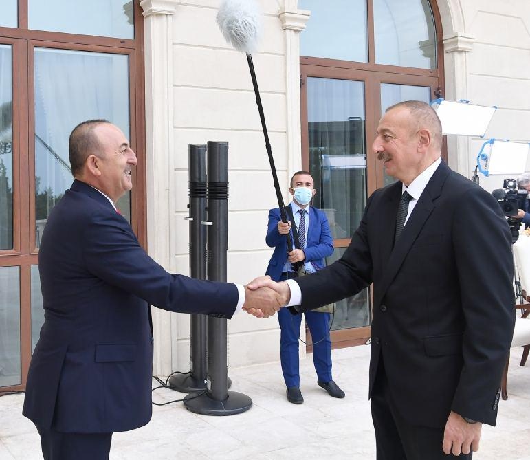 Azerbaijan is not alone, Azerbaijan has great global power, brotherly country such as Turkey next to it, President Aliyev says