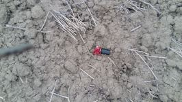 Armenia uses cluster bombs against Azerbaijani civlians in Goranboy district (PHOTO) - Gallery Thumbnail