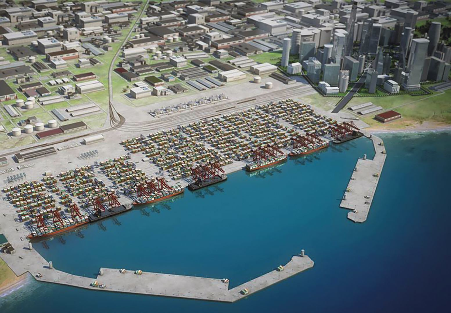 Georgia eyes to select new investor for Anaklia port