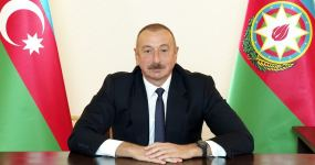 Chronicles of Victory: President Ilham Aliyev's address on occasion of Hadrut liberation on October 9, 2020 (PHOTO/VIDEO) - Gallery Thumbnail