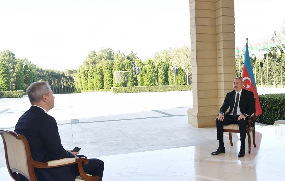 We no longer hear Pashinyan claiming 'Karabakh is Armenia' - President Aliyev