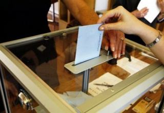 Parliamentary Elections being held in Georgia