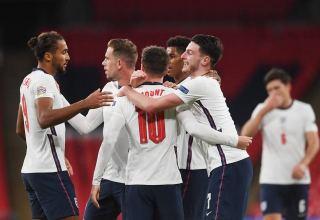 Сборная Англии обыграла бельгийцев в матче Лиги наций