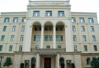 Armenian side forced to recognize Azerbaijani army's superiority - Defense Ministry