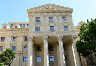 Azerbaijan's MFA issues appeal on occasion of April 18 - International Day for Monuments and Historic Sites