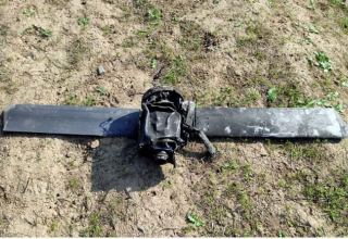 Azerbaijan Air Defense Units destroy another UAV of Armenian armed forces