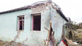 Armenian armed forces again shelling Aghdam district's settlements (PHOTO) - Gallery Thumbnail