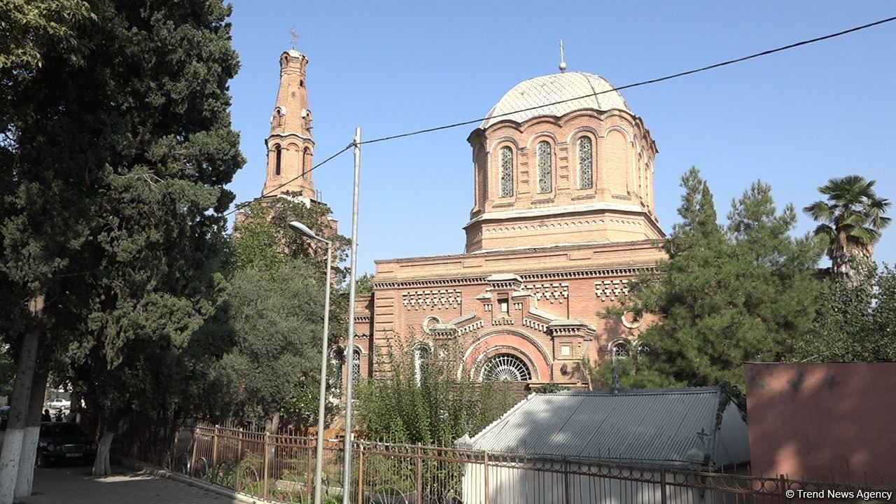 17 religious monuments damaged as result of Armenian aggression, including churches