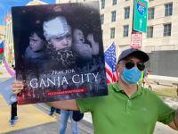 Диаспорские организации Азербайджана в США провели акцию протеста против армянской агрессии (ФОТО) - Gallery Thumbnail