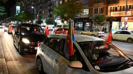 Rally held in Turkey in support of Azerbaijan (PHOTO) - Gallery Thumbnail