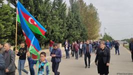IDPs from Khojavand celebrate liberation of Azerbaijani lands (PHOTO) - Gallery Thumbnail