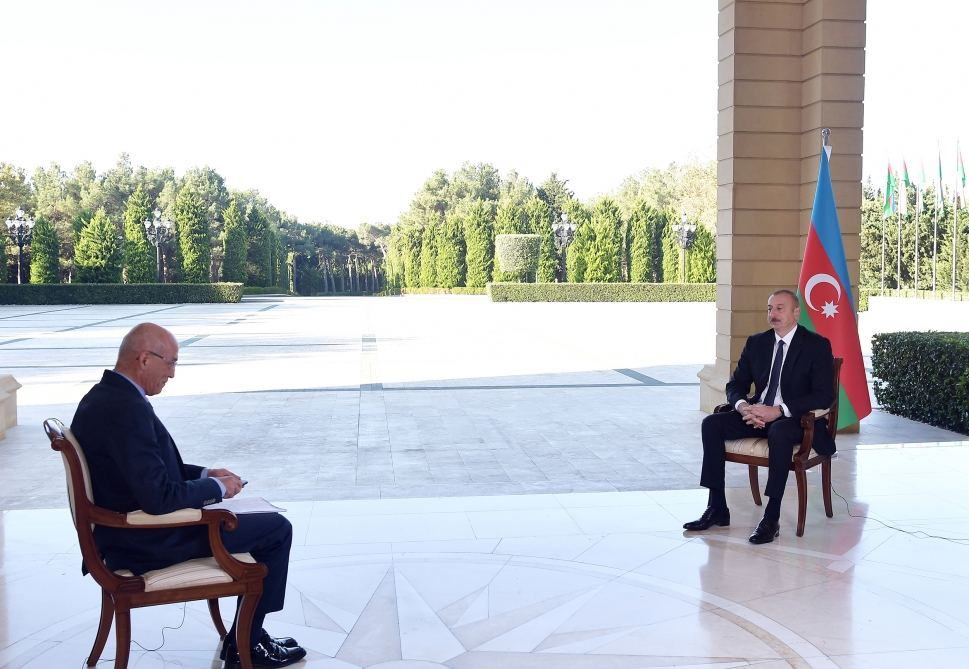 Armenia, taking advantage of the ceasefire, launched new attacks on us, says Azerbaijani president