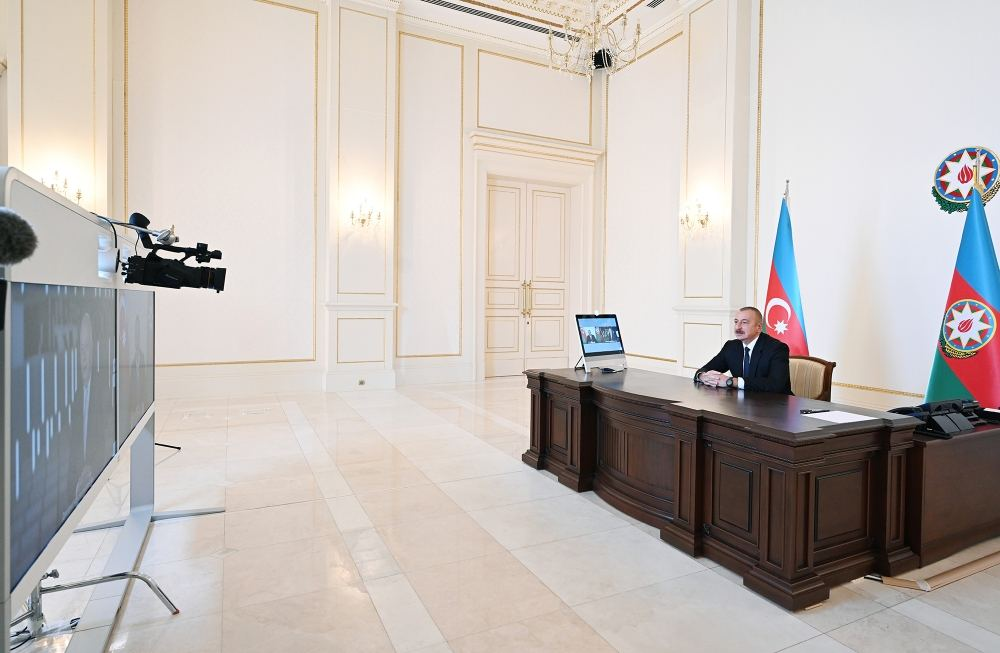 At first stage, five districts, at second stage, Lachin and Kalbajar districts to be liberated, says Azerbaijani president