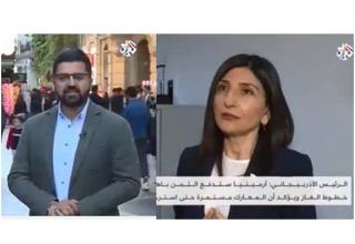 As opposed to Armenia, Azerbaijan fighting against occupying regime, rather than against civilians – Azerbaijani MP (VIDEO)