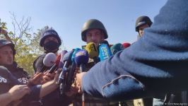 Azerbaijani army continues successful operations to liberate its lands - colonel (PHOTO) - Gallery Thumbnail