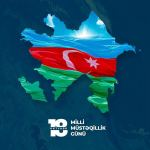 First Vice-President: May the independence of Azerbaijan be eternal! - Gallery Thumbnail