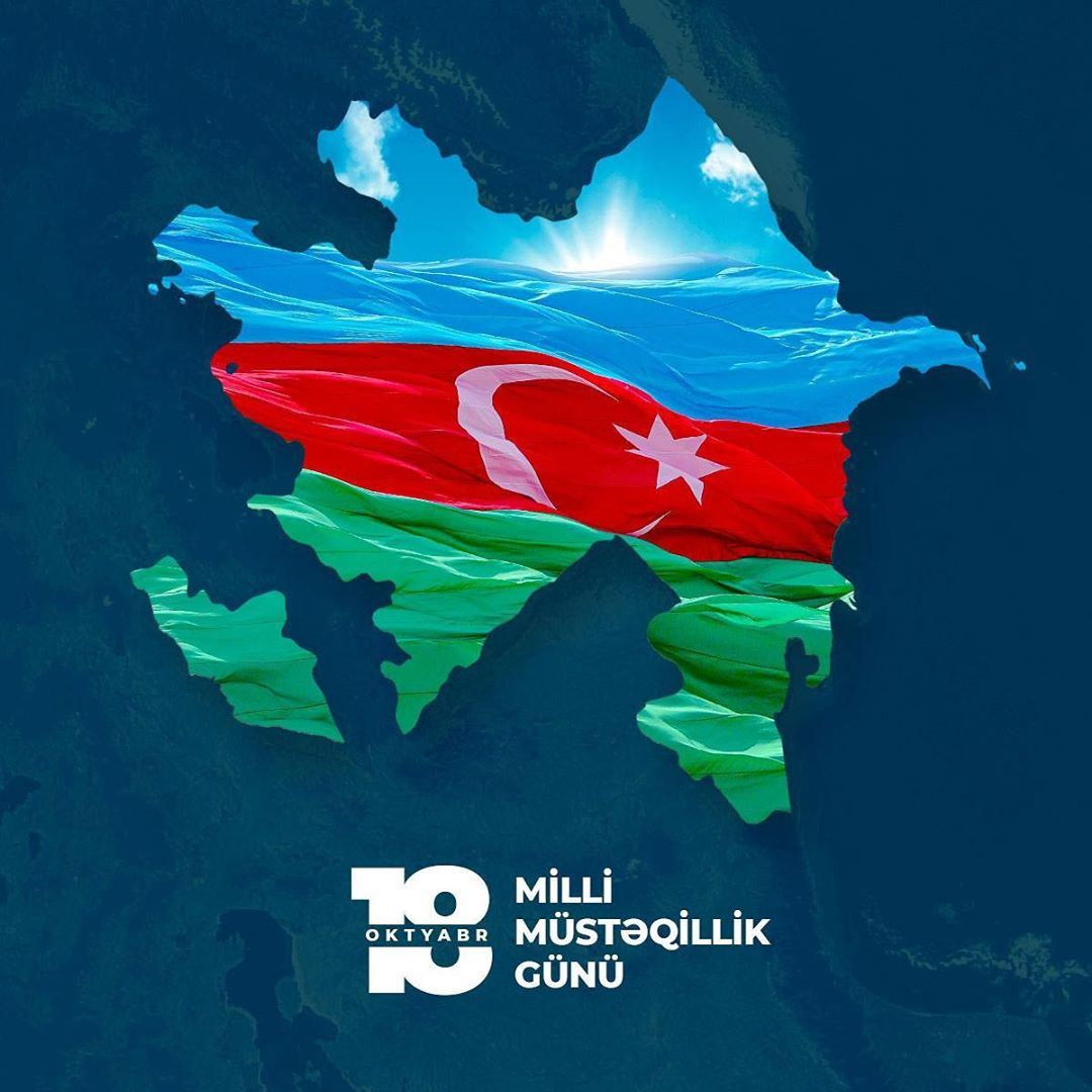 First Vice-President: May the independence of Azerbaijan be eternal! - Gallery Image