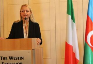 President of Italy-Azerbaijan Chamber of Commerce sends letter to Azerbaijani President, First Lady